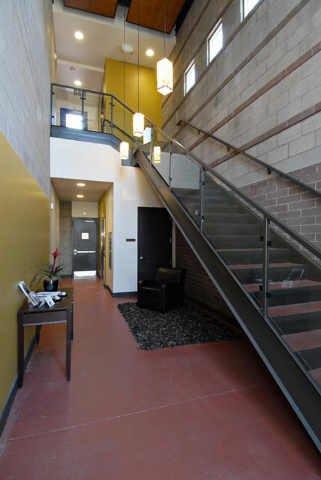 Stairs 215 mckinley condos
