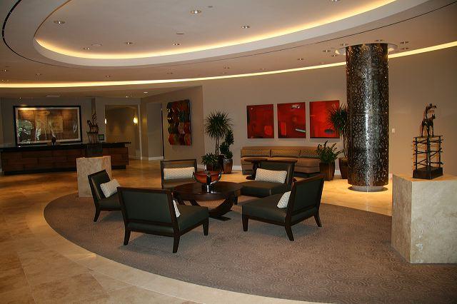 Lobby 2211 camelback condos