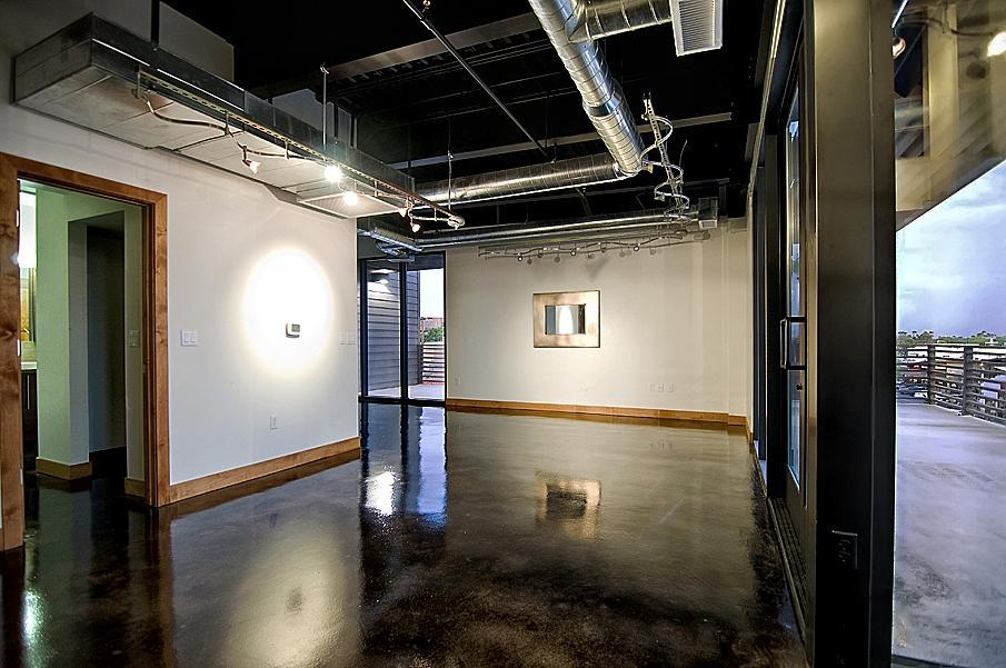 Interior 4020 lofts