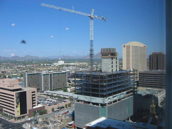 Building view 44 monroe condos