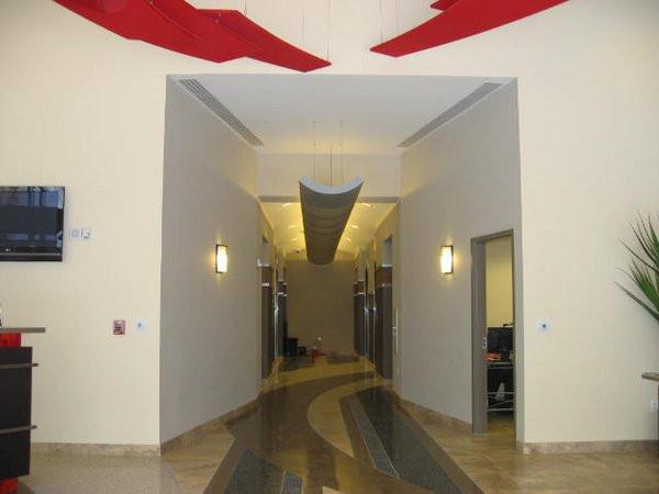 Hallway  44 monroe condos