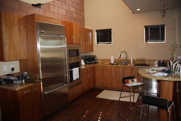 Kitchen 5th street lofts