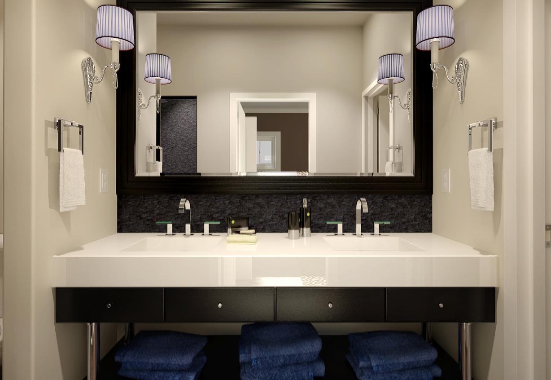 Aerium encore townhomes scottsdale bathroom a