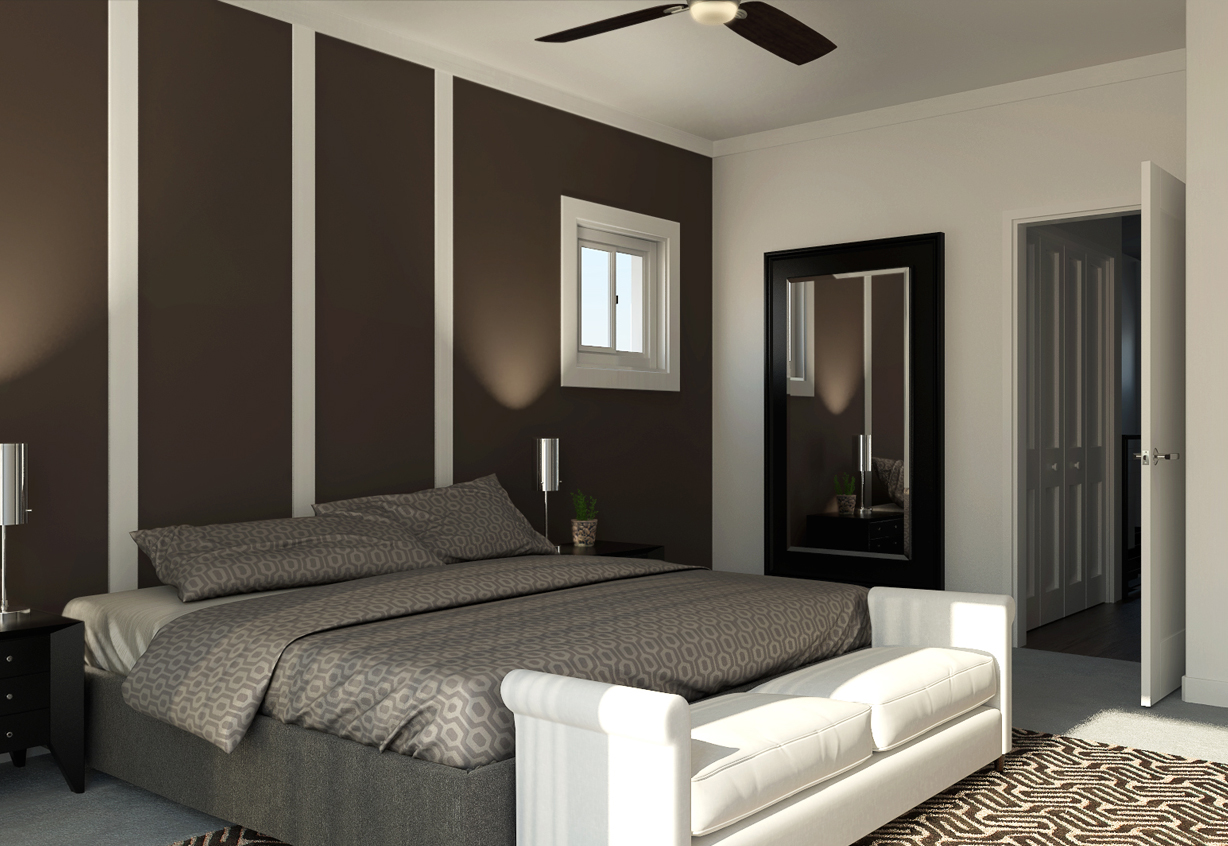 Aerium encore townhomes scottsdale bedroom a