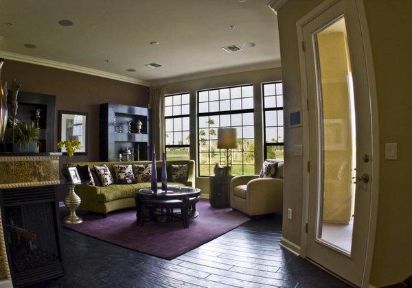 Interior artesia condos