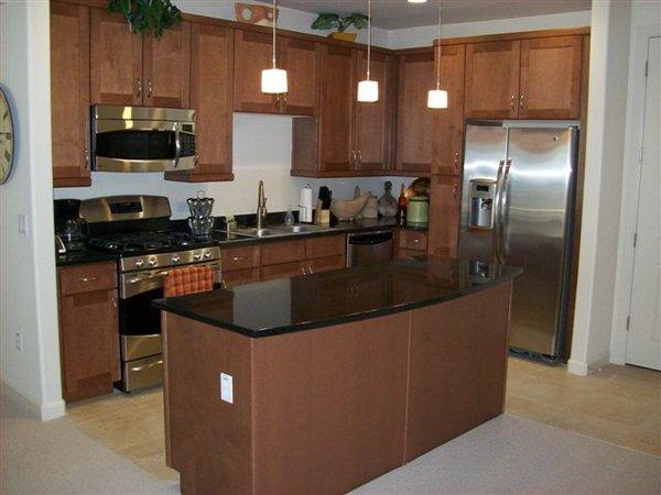 Kitchen artesia condos