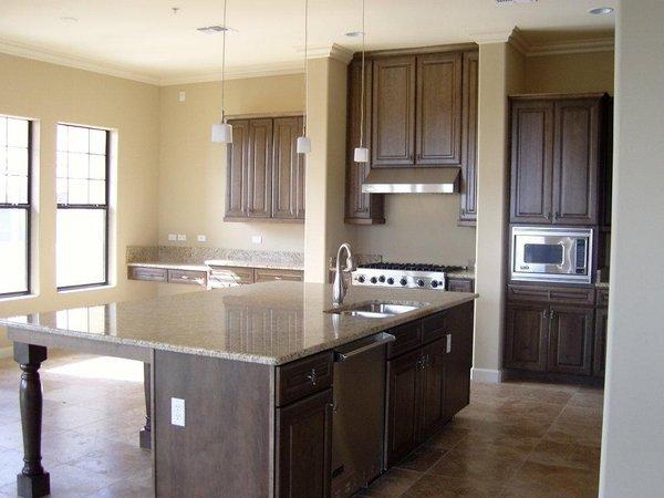 Kitchen view artesia condos