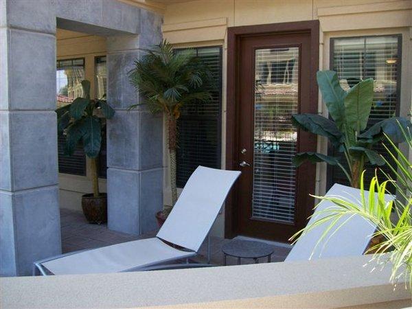 Poolside artesia condos