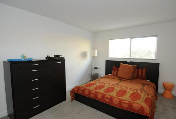 Master bedroom bon vie condos