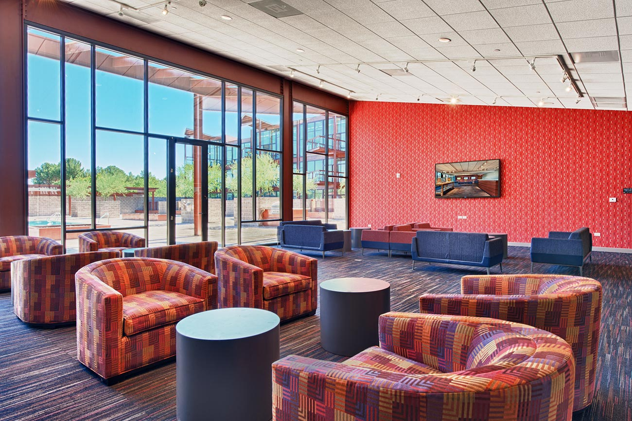 Lounge domus condos