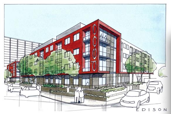 Perspective edison midtown condos