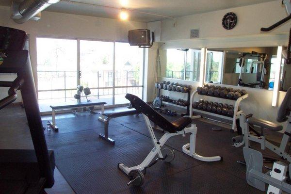 Fitness embassy condos