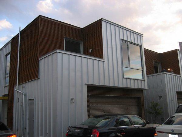 Building george lofts