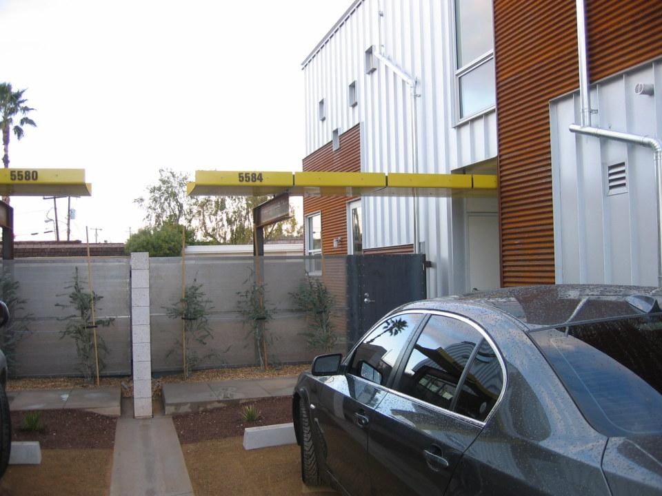 Unit parking george lofts