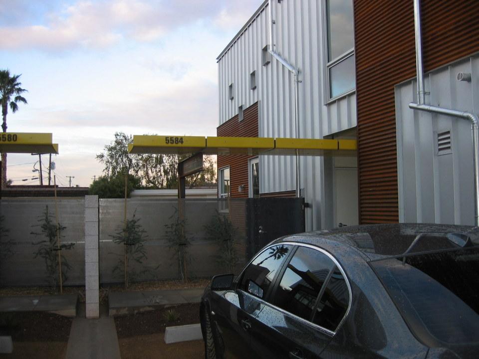 Unit parking2 george lofts