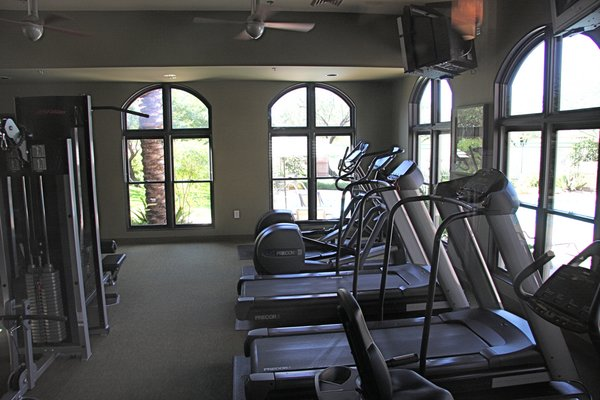 Fitness area kierland landmark condos