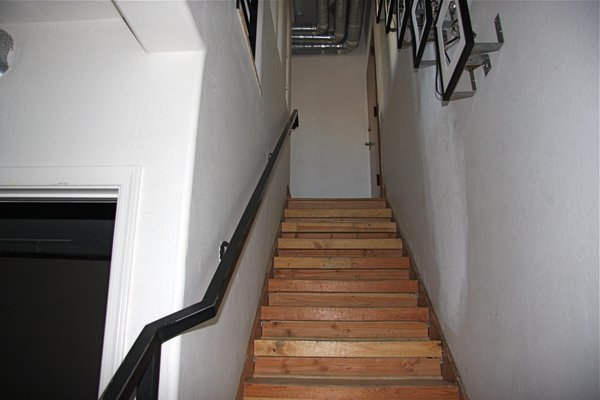Stairs lofts at fillmore lofts