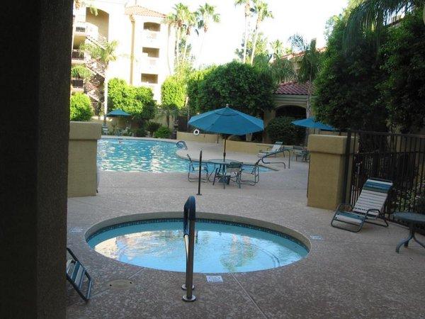 Pool 2 meridian condos