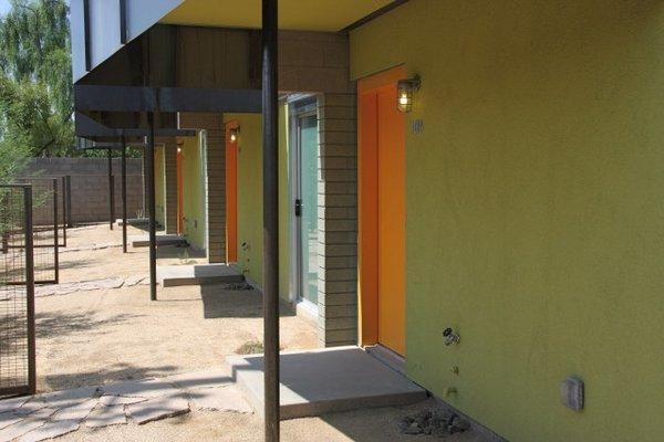 Doors mezzo condos