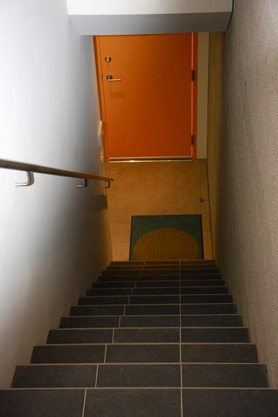 Stairs mezzo condos