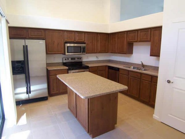Kitchen millstone townhomes