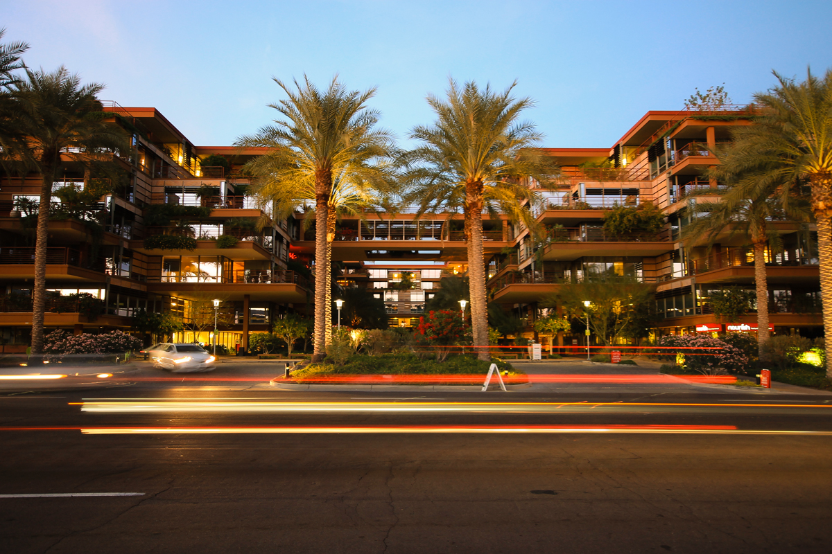 Street optima camelview condos