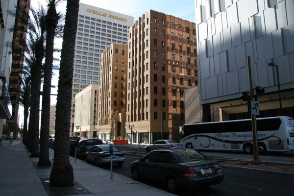 Street front orpheum lofts