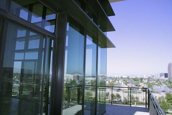 Balcony portland place condos