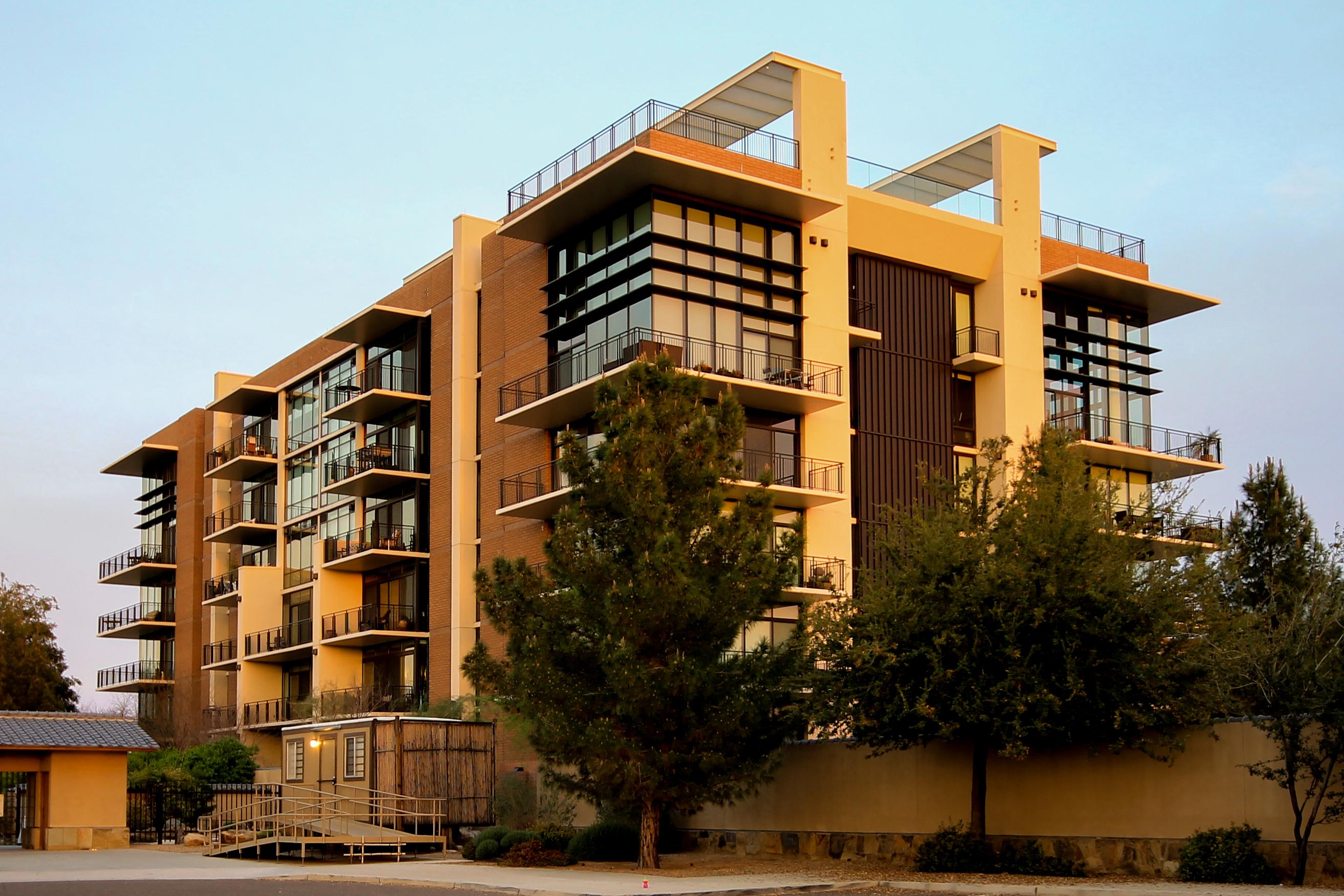 Building 2 portland place condos