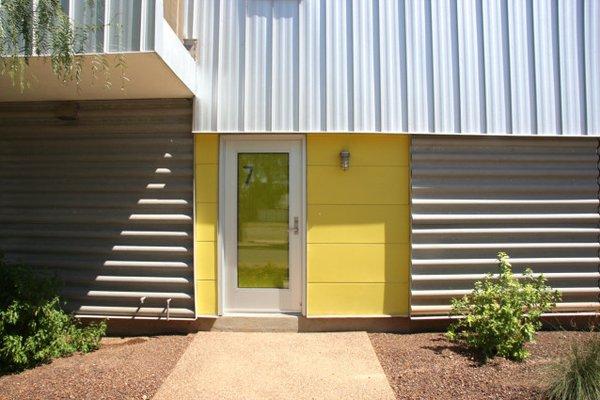 Front door prd 845 rowhomes