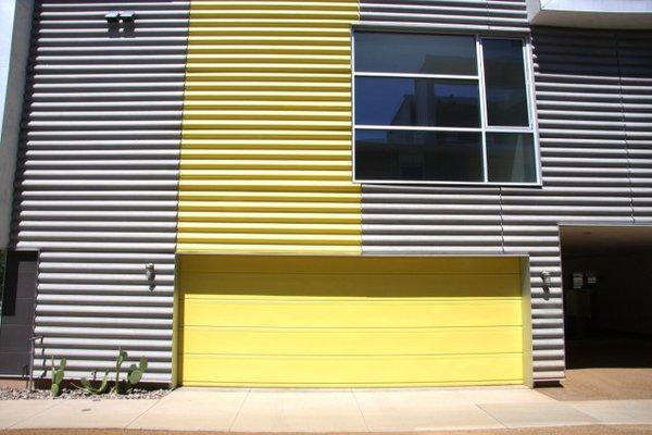 Garage prd 845 rowhomes