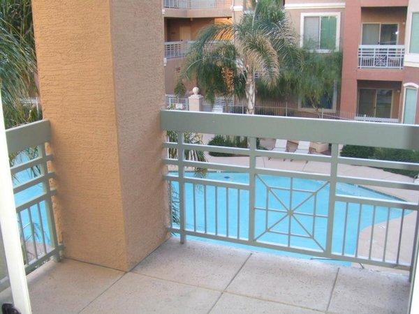 Balcony regatta pointe condos