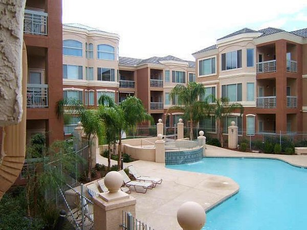 Pool side regatta pointe condos