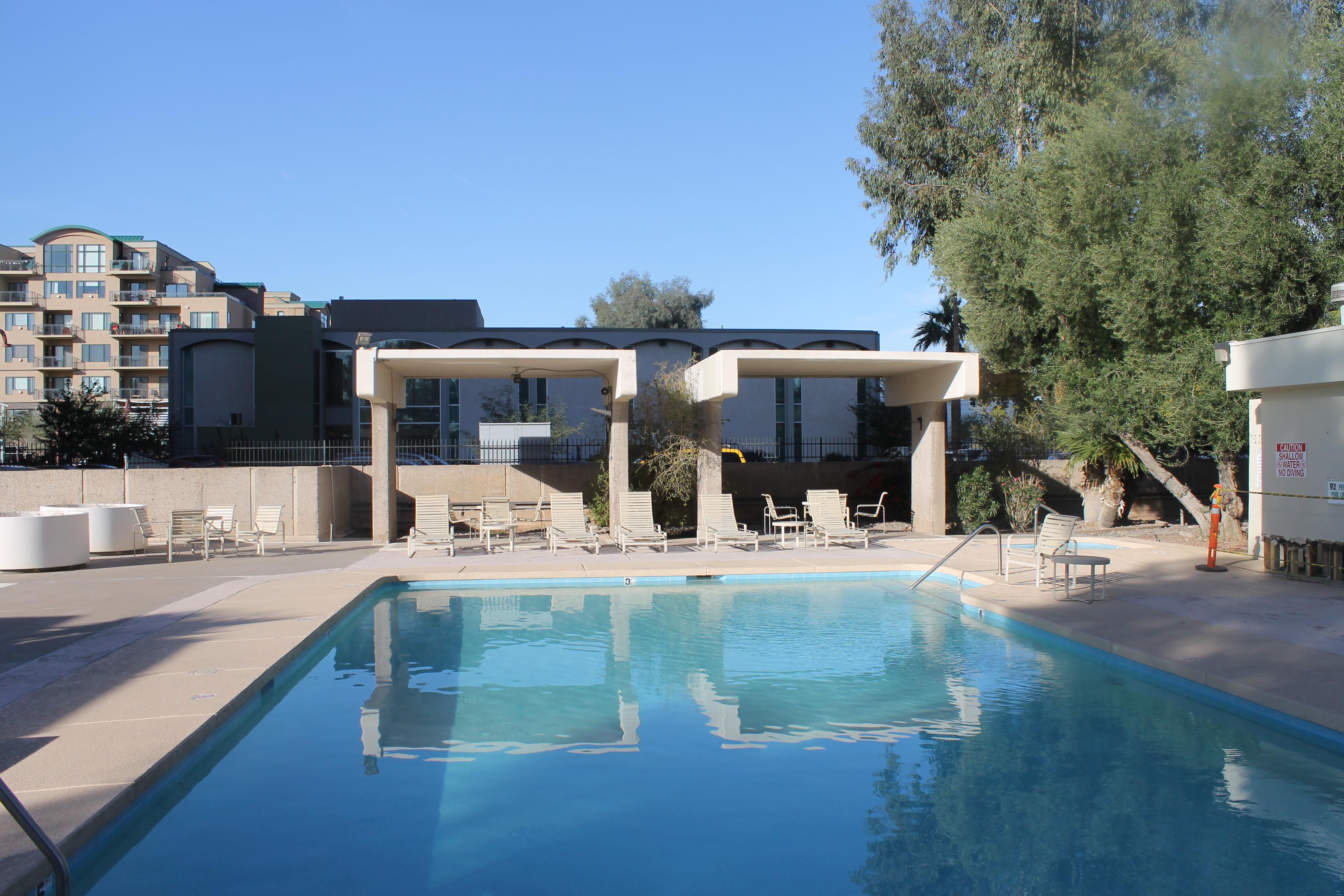 Pool 2 regency condos
