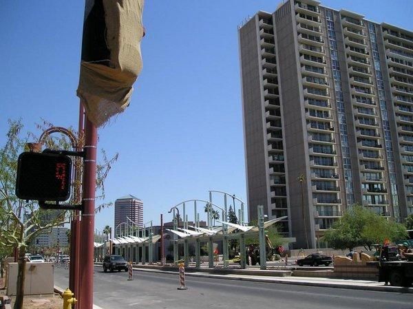 Street view regency condos