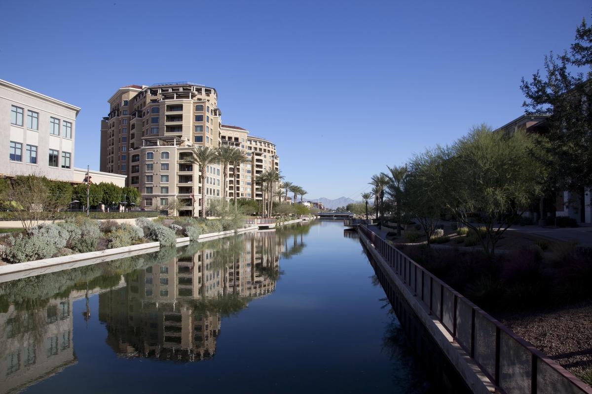 Scottsdale Waterfront Condos For Sale Rent Scottsdale Az
