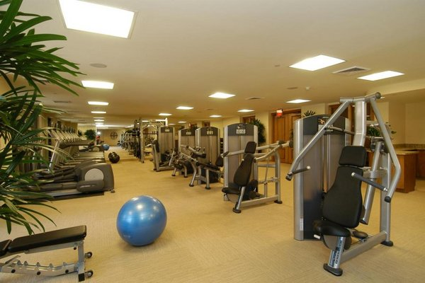 Fitness center 2 scottsdale waterfront condos