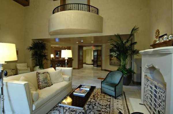 Lobby scottsdale waterfront condos