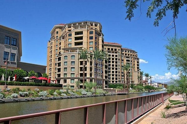 scottsdale waterfront condos for sale rent scottsdale az