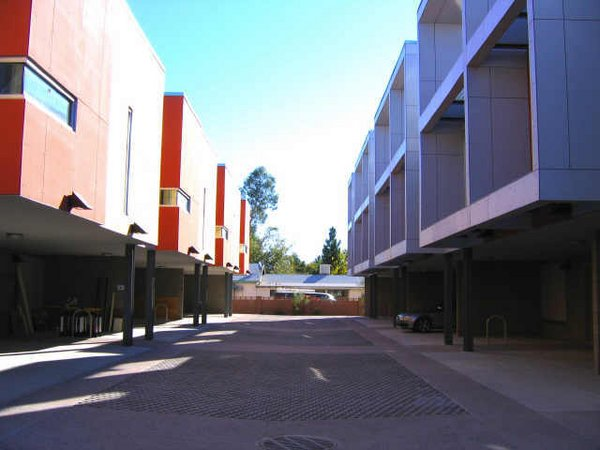 Courtyard skye 15 townhomes