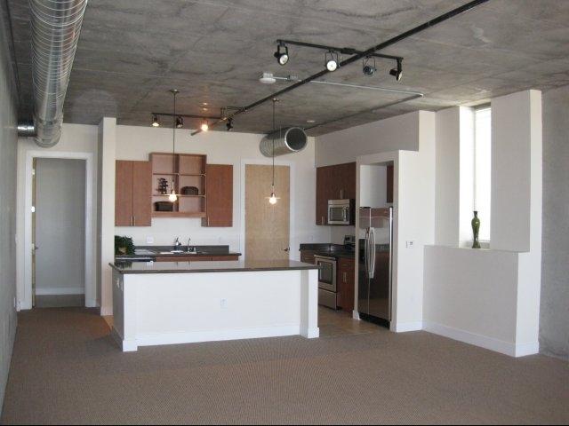 Kitchen 2 skyline lofts