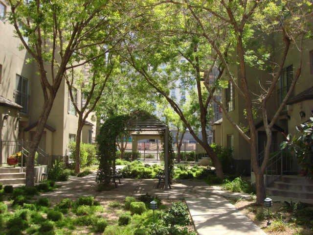 Common area st croix villas condos