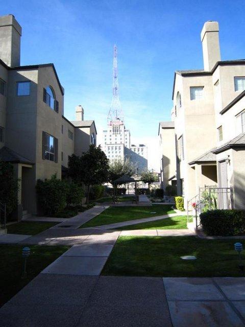 Front area st croix villas condos