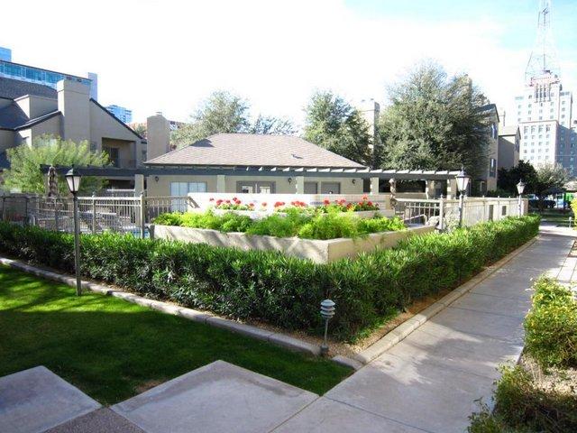 Garden st croix villas condos