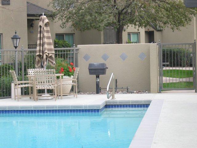 Pool side st croix villas condos