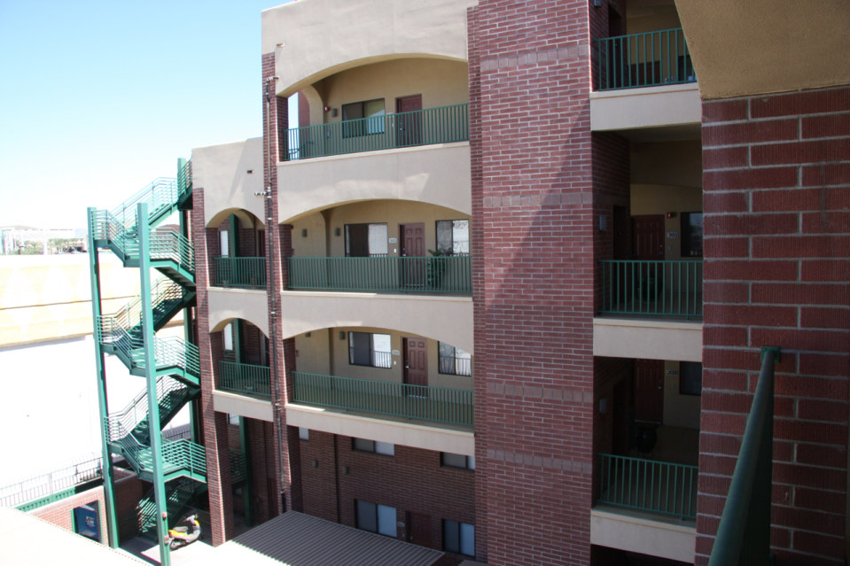 Exterior 2 stadium lofts