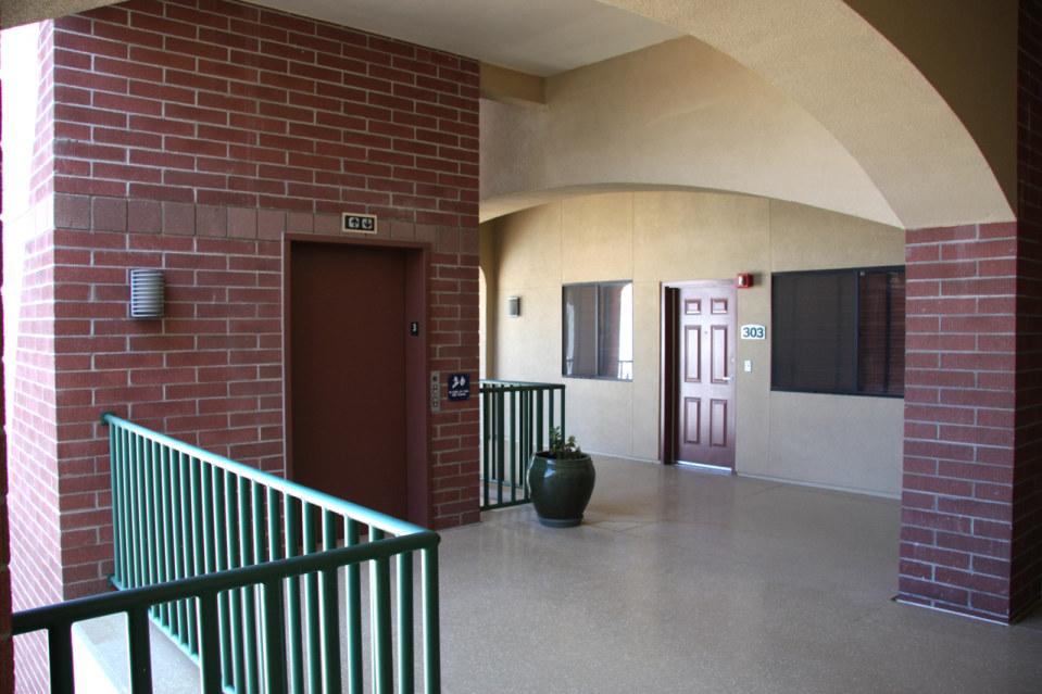Halls stadium lofts