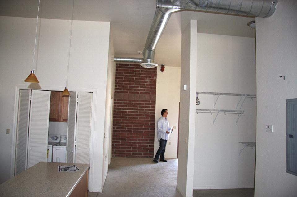 Interior 2 stadium lofts
