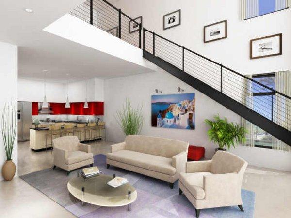 Interior ten wine lofts