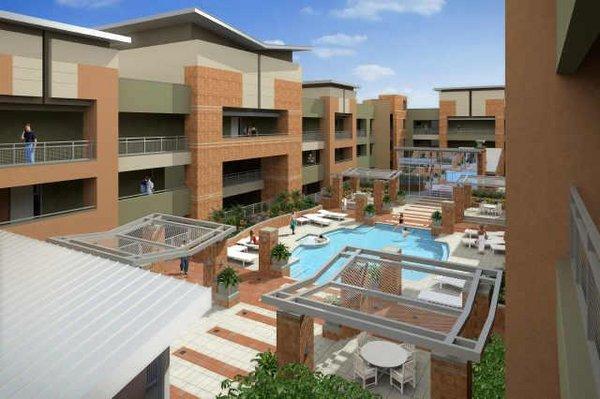 Pool ten wine lofts